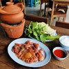 チムチュム(東北タイの鍋料理)食べ歩き