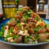 【レシピ】鶏肉とこんにゃくの旨辛炒め