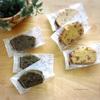 黒豆ほうじ茶パウンドケーキ&くるみキャラメルパウンドケーキ