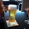 新宿都庁の夜景を見ながらCOEDOビールをいただきました。