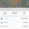ペース走 10kmラン