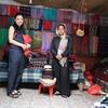 【ネパール女1人旅 Day.9】ポカラ観光〜ヒマラヤを臨む町Dhampsダンプスまで車で半日ツアー。かわいい織物をゲットした