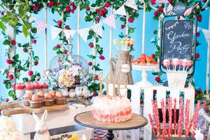 ふわりかわいいストロベリーデザートブッフェ!ヒルトン東京お台場「いちごに恋するガーデンパーティー」
