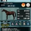 ダビマス 第36回公式BCに向けての生産⑦ 〆結果!!!有馬記念エース誕生!!!