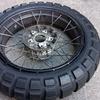 バイクのタイヤが減ってきたのでシンコータイヤを買ってみた。R1200GSAに取り付けて走った感想も