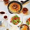 おうちごはんの記録(3日分)/My Homemade Japanese Dinner/อาหารมื้อดึกที่ทำเอง