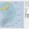 【台風情報】台風12号の卵の熱帯低気圧がフィリピンの東に!気象庁の予想では明日中(25日)には台風12号に変わる予想!米軍の進路予想では29日に関東直撃コース!