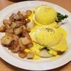 2019-09-23の昼食【Eggs 'n Things】