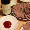 コストコで買った肉で魚焼きグリルを使ってローストビーフ作り