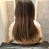 抜群の透明感★アッシュグレー×純度100%髪質改善エステ