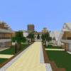 【Minecraft】住宅地を作る②【コンパクトな街をつくるよ23】