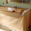 工事137日目:キッチン設置