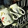 【じゃがいもの皮】マグカップの茶渋取り。つけおき時間は不要【セスキ炭酸ソーダ】