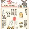 簡単レシピ♪「きなこトースト」