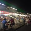 パタヤの食事に悩んだらココ!アルカザール駐車場横のおすすめシーフード屋台