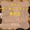 【ホテル ザ セレスティン 東京芝】スーペリアツイン宿泊記