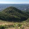 5月の早朝に藻岩山登山