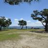 琵琶湖の唐崎神社