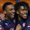 FAカップ3回戦:ブラックプール vs アーセナル戦の結果と試合後のインタビュー