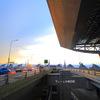 帰国に向けて…乗り換えのために桃園空港から松山空港への移動してみた!