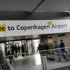コペンハーゲン空港はまるでショッピングモール!ウィーンからオーストリア航空【2019年ヴェネツィア&ウィーン旅行㊺】