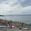 【遊ぶ】津久井浜SUPerマラソン。約10㎞の楽しいレースであった。