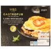 ラム ムサカ(M&S Gastro Pubシリーズ)★☆☆