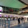 1日目:カタール航空 QR813 羽田〜ドーハ ビジネス