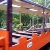 新緑の黒部峡谷トロッコ電車に乗る旅(2)/宇奈月へ&予約と座席紹介