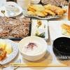 【和食】おうちごはんの献立/Menu of My Homemade Japanese Dinner/อาหารมื้อดึกที่ทำเอง