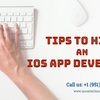 Important Things to Keep in Mind while hiring an iOS App Developer