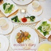 クリスマスイブのおうちごはん/My Homemade Dinner for Christmas Eve/อาหารมื้อดึกที่ทำเอง