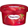 ハーゲンダッツ濃苺の発売日は?値段やカロリーに感想も