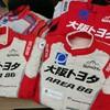【86/BRZレース参戦中】大阪トヨタ様のレーシングスーツ製作を担当させていただきました