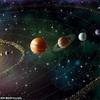 太陽系の兄弟が魅せるアートな世界