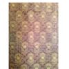 着物生地(416)幾何学模様織り出し村山大島紬