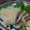 育メンの魚、アイナメ!捌いて頂く、刺身・肝煮付け・卵の漬け!