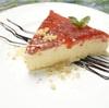 泡立てて冷やす簡単アイスケーキ!いちごジャムのセミフレッドの作り方・レシピ