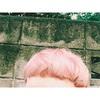 頭がピンクになりました。