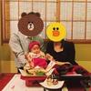 【お食い初め】安心かつ写真映えも良し!料亭の個室でお食い初めをしました☆
