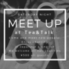 3/16 MEET UP at Tea&Talk