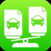 自動車保険の比較をするアプリ『自動車保険は比較で安くなる!』
