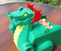 レゴランド「ドラゴン型ポップコーンバケツ」が新登場したのでゲットしてきた!