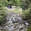 ロッヂ神戸岩の広々フリーサイト