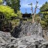 西国三十三所 第十三番札所 石山寺 ~日本一美しい多宝塔と天然記念物の奇岩の絶景~
