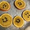 手作りのオレンジ&クローブ クリスマスオーナメント🎄