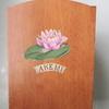 木製ゴミ箱完成6