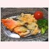 シャケと味噌の簡単ホイル焼き