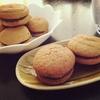 【雑穀料理】アクアファバスイーツ第二弾!マカロン風サンドクッキーの作り方・レシピ【ひよこ豆の煮汁・キャロブパウダー】