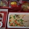 【中国旅行】海南航空でトロントから北京へ(機内食、レビューなど)